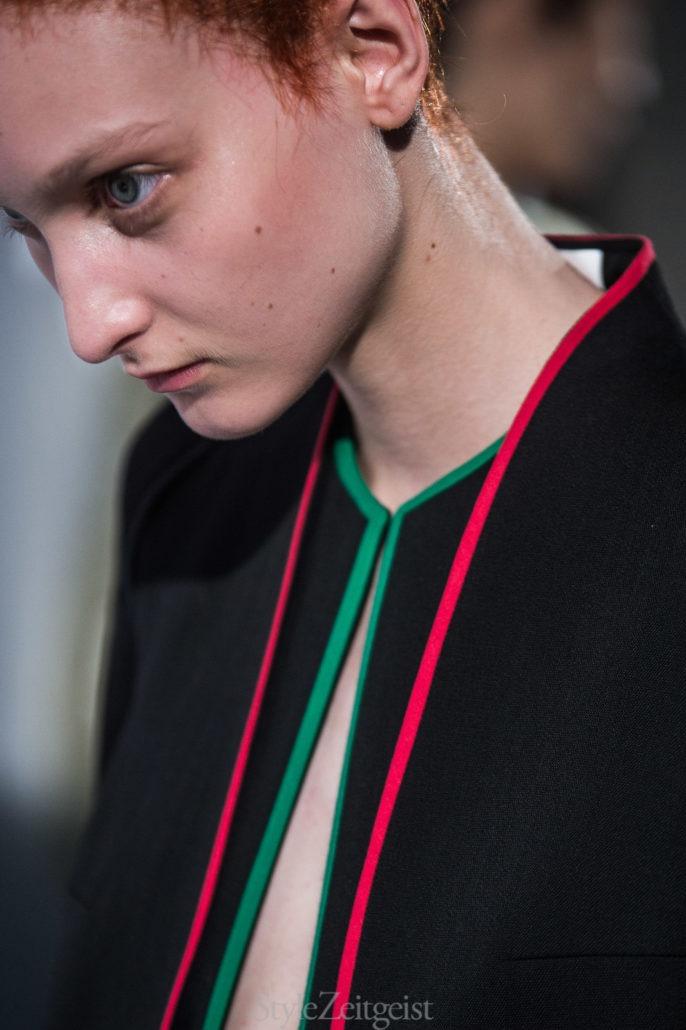 Haider Ackermann S/S18 Women's – Paris Backstage - fashion - Womenswear, Women's Fashion, StyleZeitgeist, SS18, Spring Summer, PFW, Paris Fashion Week, Paris, Julien Boudet, Haider Ackermann, Fashion, bleumode, Backstage, 2017