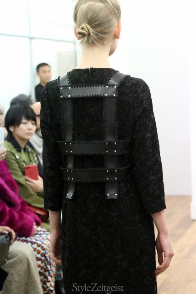 Noir Kei Ninomiya S/S18 Women's – Paris - fashion - Womenswear, Women's Fashion, StyleZeitgeist, SS18, Spring Summer, PFW, Paris Fashion Week, Paris, Noir Kei Ninomiya, Kei Ninomiya, Fashion, 2017