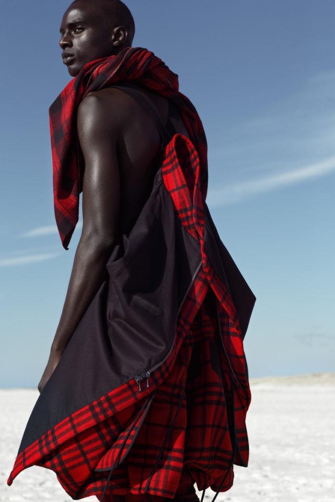 Abasi Rosborough F/W17 Editorial: Armistice - fashion, editorial -