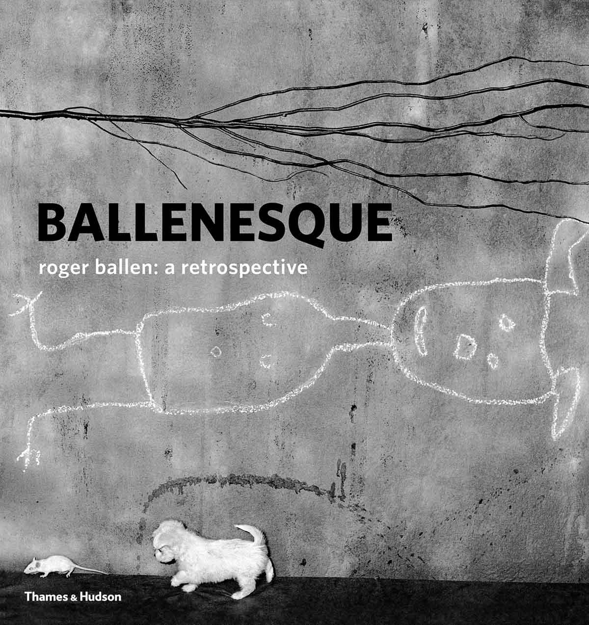 BALLENESQUE (Roger Ballen: A Retrospective) - Roger Ballen, photography book, Photography, Ballenesque, Ballen, art book, Art