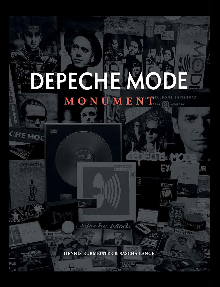 Depeche Mode: Monument - music, culture - Music, Depeche Mode: Monument, Depeche Mode, Book Review, Akashic Books