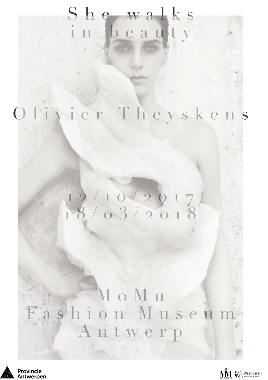 She Walks in Beauty: Olivier Theyskens - fashion, culture - StyleZeitgeist, She Walks in Beauty, Rochas, Olivier Theyskens, Nina Ricci, momu, Fashion, Belgian Fashion, Antwerp