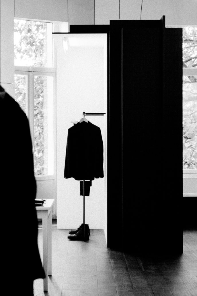 Shop:Case - Ann Demeulemeester Flagship in Antwerp - retail, fashion - Store, Interior Design, Fashion, Belgian Fashion, Antwerp, Ann Demeulemeester