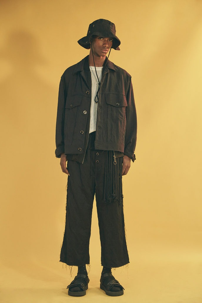 Song for the Mute S/S18 Men's - Lookbook - fashion - StyleZeitgeist, SS18, Song For The Mute, MENSWEAR, Fashion, 2017