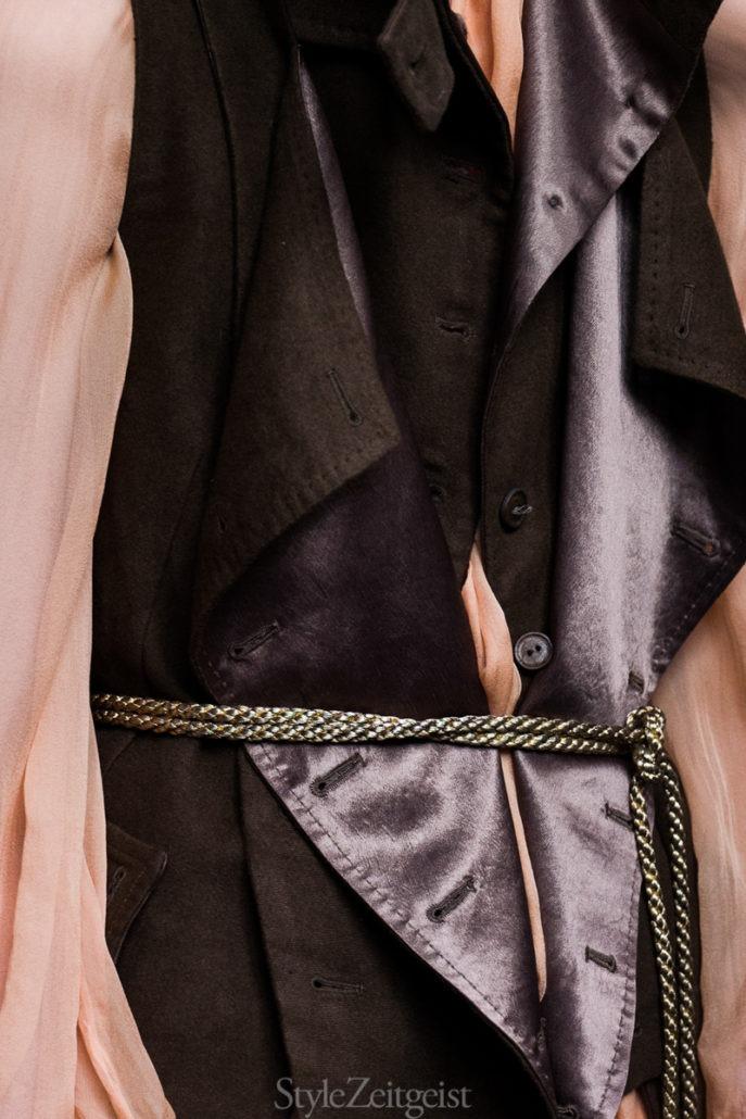 Ann Demeulemeester F/W18 Men's - Paris Backstage - PFW, Paris, MENSWEAR, Mens Fashion, Fw18, Fashion, Fall Winter, Backstage, Ann Demeulemeester, 2018