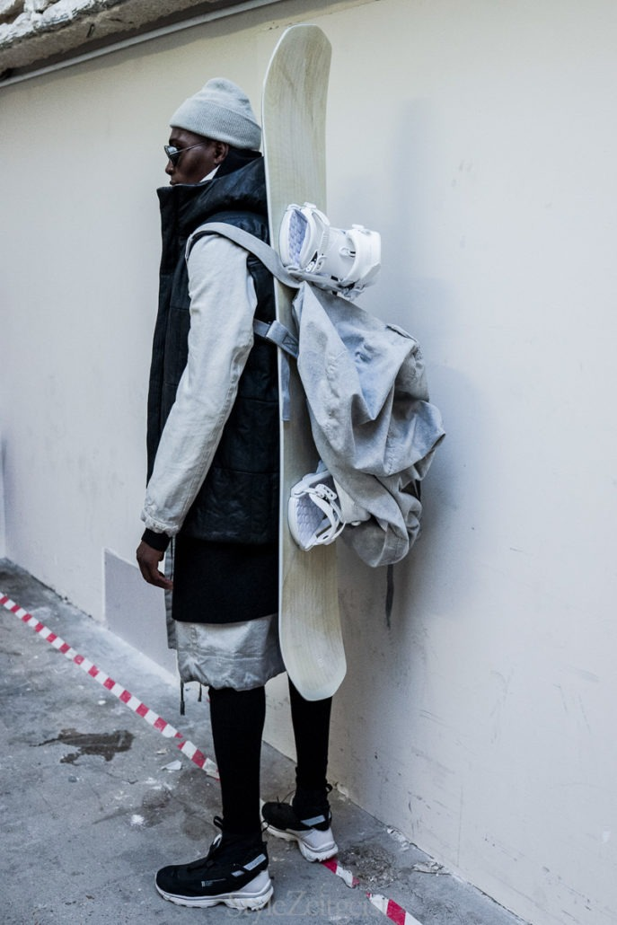 Boris Bidjan Saberi F/W18 Men's - Paris Backstage - Paris Fashion Week, Paris, MENSWEAR, Mens Fashion, Julien Boudet, Fw18, Fashion, Fall Winter, Boris Bidjan Saberi, Backstage, 2018