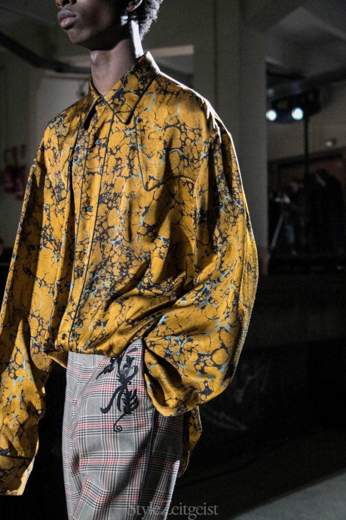 Dries Van Noten F/W18 Men's – Paris - PFW, Paris, MENSWEAR, Mens Fashion, Fw18, Fashion, Fall Winter, dries van noten, 2018