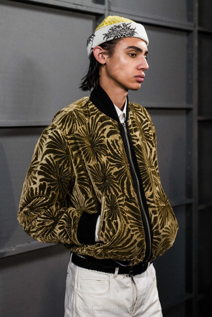 Haider Ackermann F/W18 Men's - Paris Backstage - fashion - PFW, Paris, MENSWEAR, Mens Fashion, Julien Boudet, Haider Ackermann, Fw18, Fashion, Fall Winter, Backstage, 2018