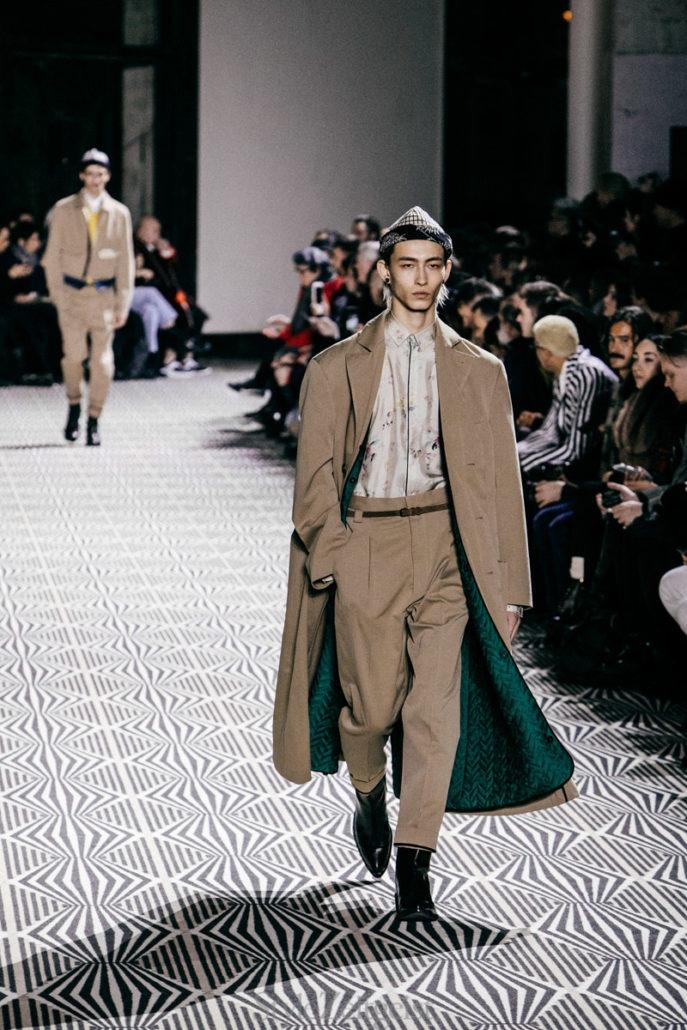 Haider Ackermann F/W18 Men's - Paris - PFW, Paris Fashion Week, Paris, MENSWEAR, Mens Fashion, Matthew Reeves, Haider Ackermann, Fw18, Fashion, Fall Winter, 2018