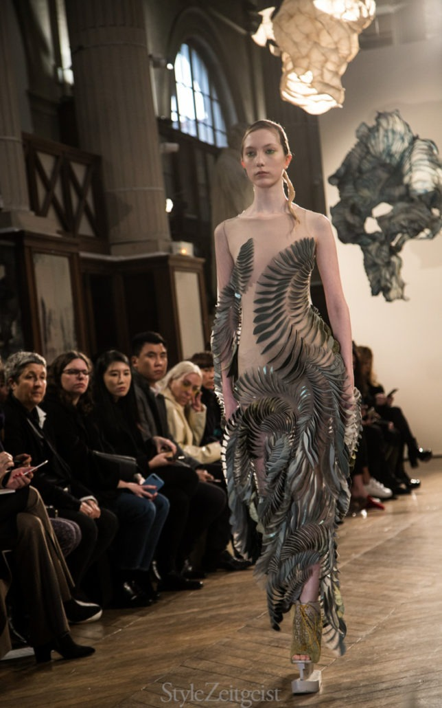 Iris van Herpen S/S18 Couture - Paris - SS18, Spring Summer, Paris, Iris Van Herpen, Haute Couture, Fashion, Couture, 2018