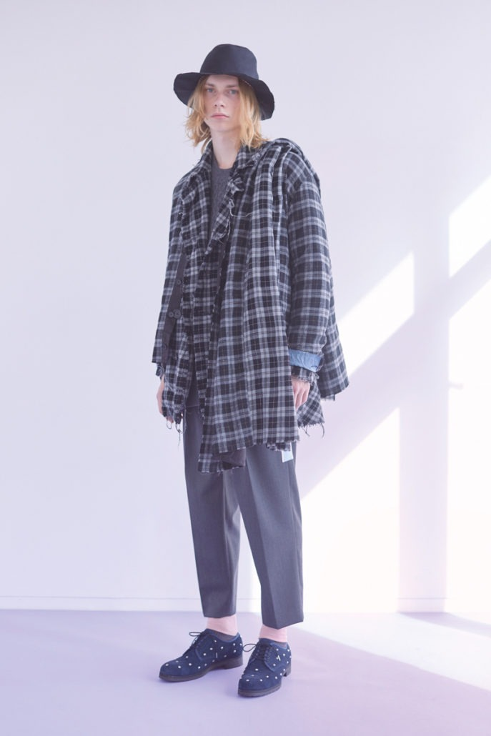 JohnUNDERCOVER F/W18 Men's – Lookbook - fashion - Undercover, MENSWEAR, Mens Fashion, lookbook, JohnUNDERCOVER, Fw18, Fashion, Fall Winter