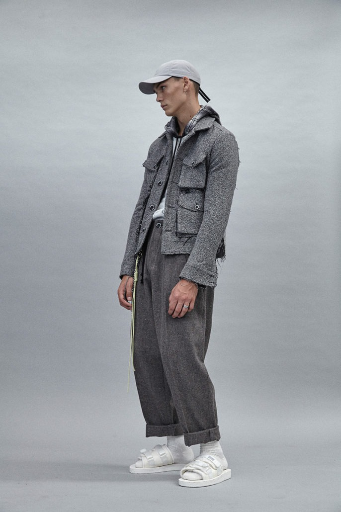 Song for the Mute F/W18 Men's – Lookbook - Song For The Mute, PFW, Paris, MENSWEAR, Mens Fashion, lookbook, Fw18, Fashion, Fall Winter, 2018