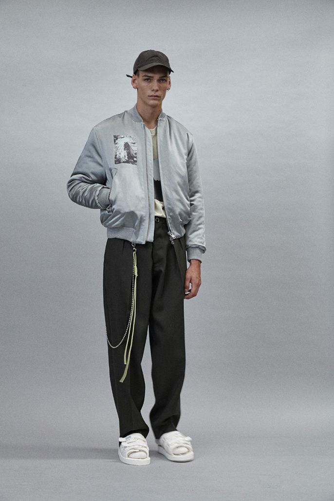 Song for the Mute F/W18 Men's – Lookbook - fashion - Song For The Mute, PFW, Paris, MENSWEAR, Mens Fashion, lookbook, Fw18, Fashion, Fall Winter, 2018