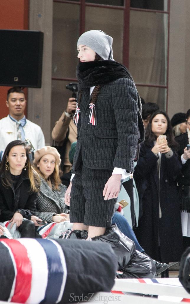 Thom Browne F/W18 Men's – Paris - Thom Browne, PFW, Paris Fashion Week, Paris, MENSWEAR, Mens Fashion, Fw18, Fashion, Fall Winter, 2018