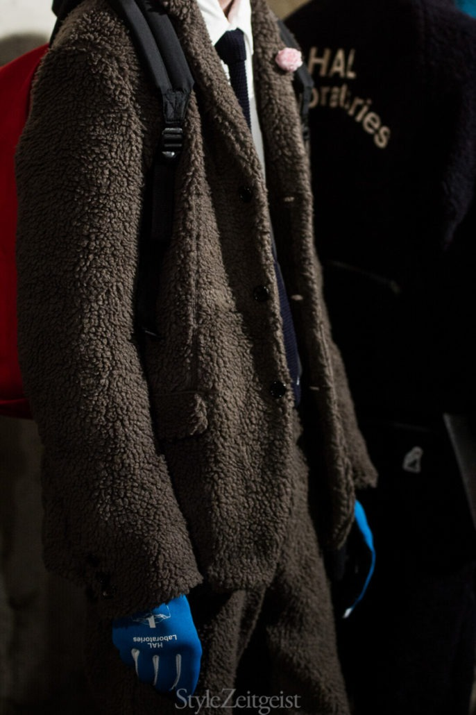 Undercover F/W18 Men's - Pitti Uomo Backstage - Undercover, Pitti Uomo, MENSWEAR, Mens Fashion, Fw18, Backstage, 2018