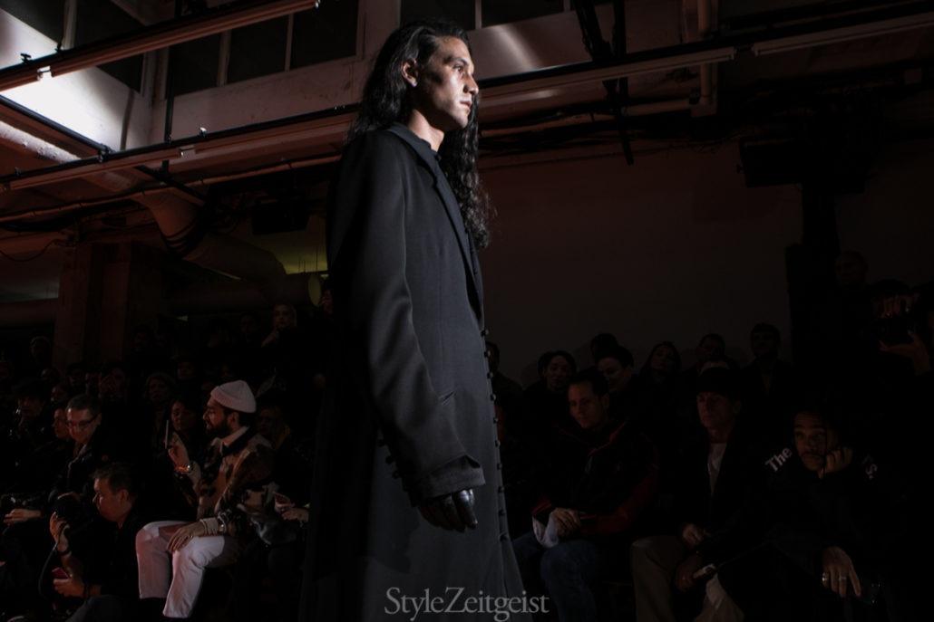 Yohji Yamamoto F/W18 Men's – Paris - Yohji Yamamoto, PFW, Paris, MENSWEAR, Mens Fashion, Fw18, Fashion, Fall Winter, 2018