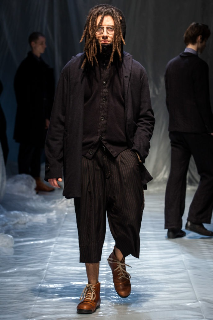 How Geoffrey B. Small Used Shakespeare to Transform the Runway - PFW, Paris Fashion Week, Paris, MENSWEAR, Mens Fashion, Geoffrey B. Small, Fw18, Fashion, Fall Winter, 2018