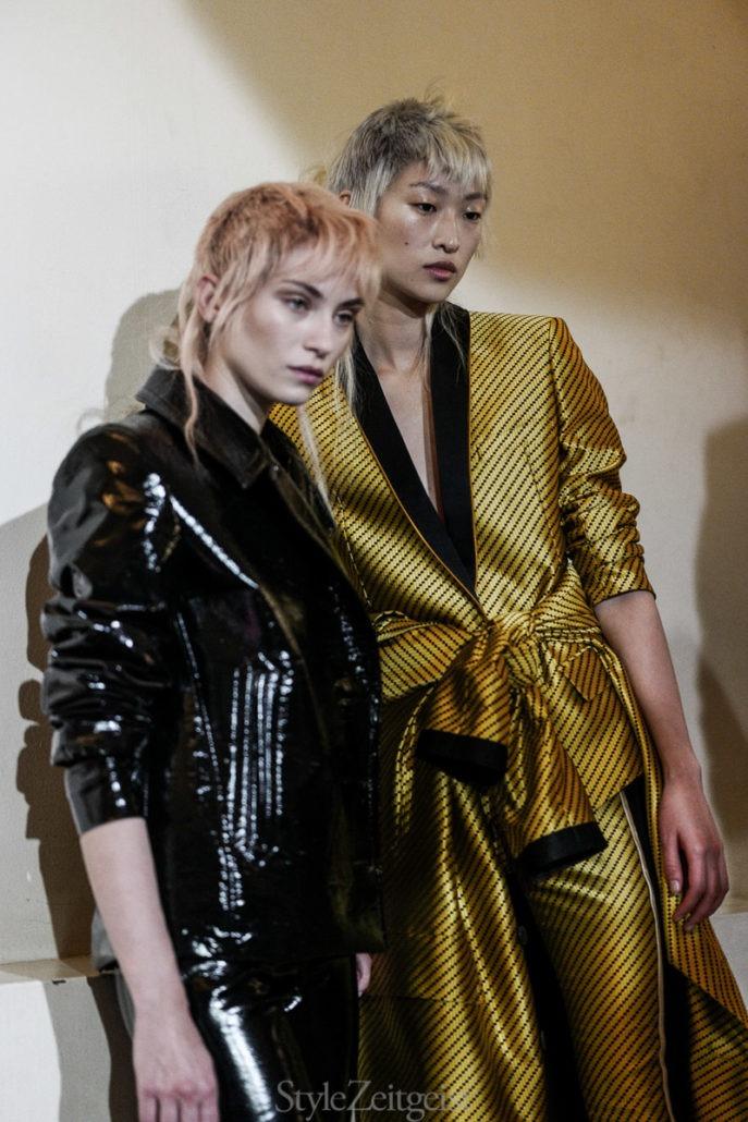 Haider Ackermann F/W18 Women's – Paris Backstage - fashion - Womenswear, Women's Fashion, PFW, Paris Fashion Week, Paris, Haider Ackermann, Fw18, Fashion, Fall Winter, Backstage, 2018