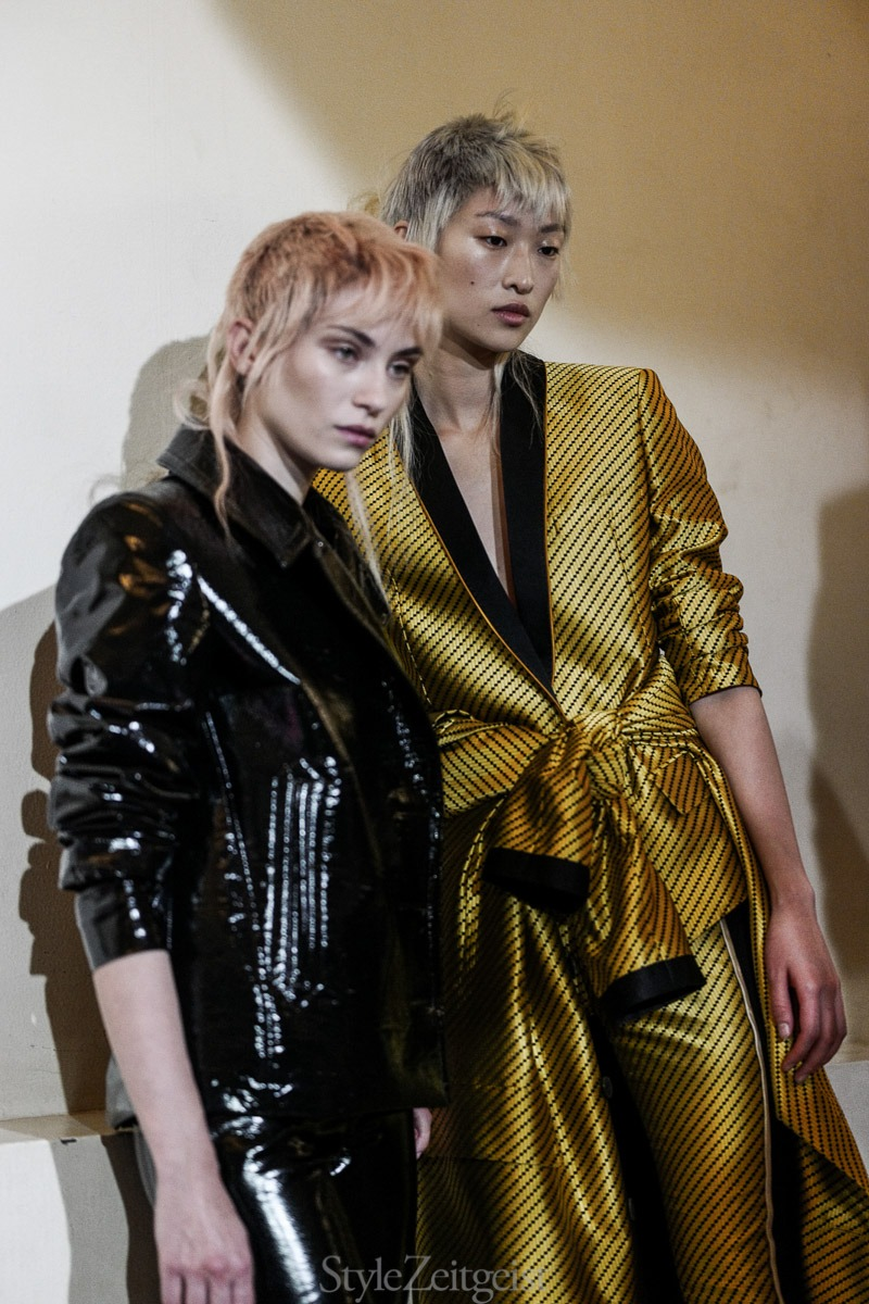 Haider Ackermann F/W18 Women's – Paris Backstage - fashion - Womenswear, Women's Fashion, PFW, Paris Fashion Week, Paris, Haider Ackermann, Fw18, Fashion, Fall Winter, Backstage, 2018