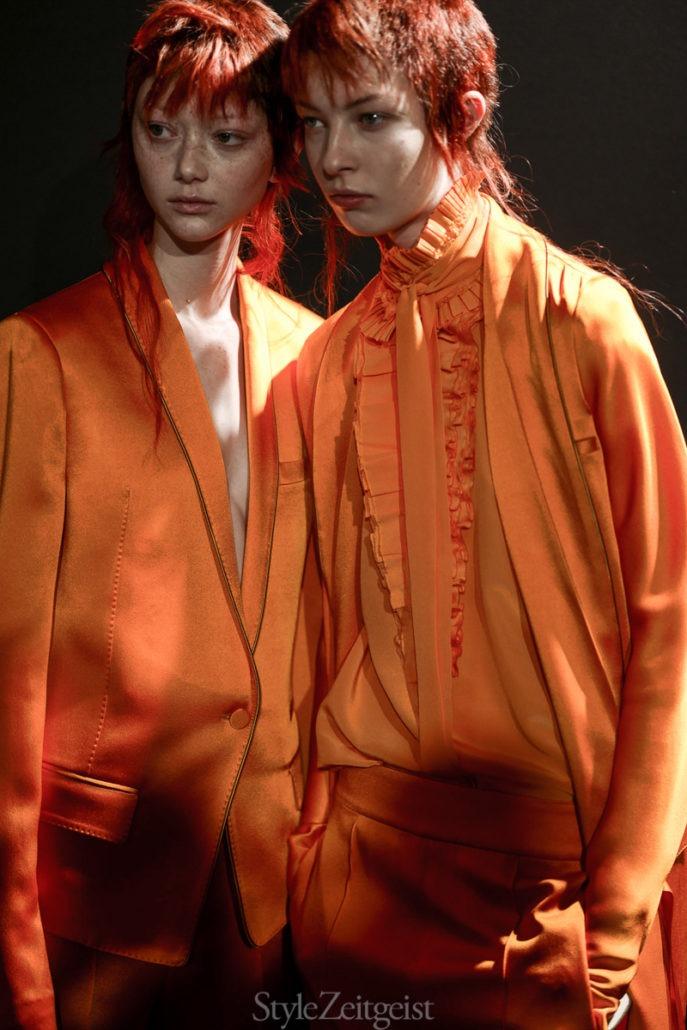 Haider Ackermann F/W18 Women's – Paris Backstage - Womenswear, Women's Fashion, PFW, Paris Fashion Week, Paris, Haider Ackermann, Fw18, Fashion, Fall Winter, Backstage, 2018