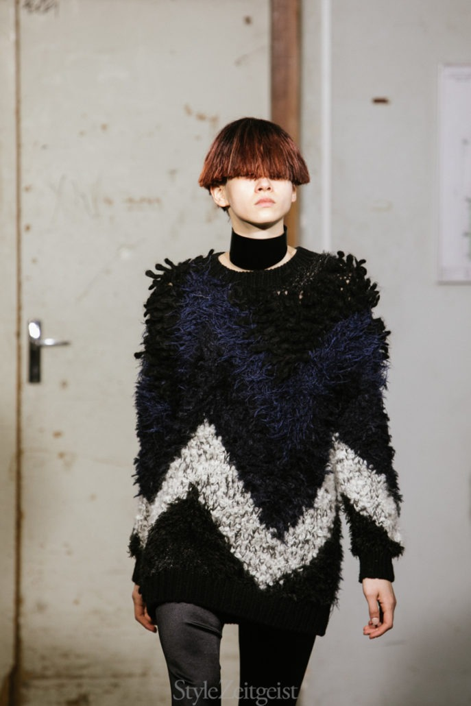 Junya Watanabe F/W18 Women's - Paris - fashion - Womenswear, Women's Fashion, PFW, Paris Fashion Week, Paris, Matthew Reeves, Junya Watanabe, Fw18, Fashion, Fall Winter, 2018
