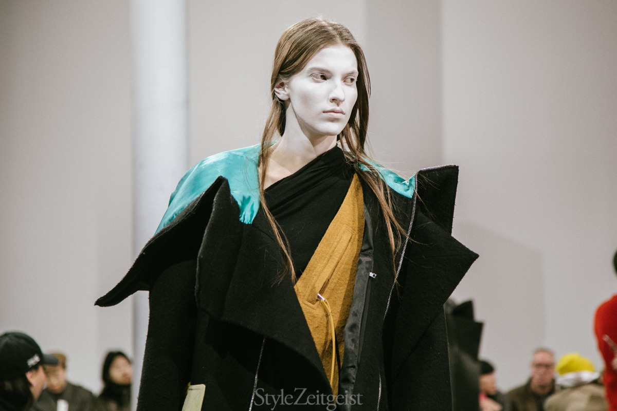 Rick Owens F/W18 Women's - Paris - fashion - Womenswear, StyleZeitgeist, Rick Owens, PFW, Paris Fashion Week, Paris, Fw18, Fashion, Fall Winter, 2018