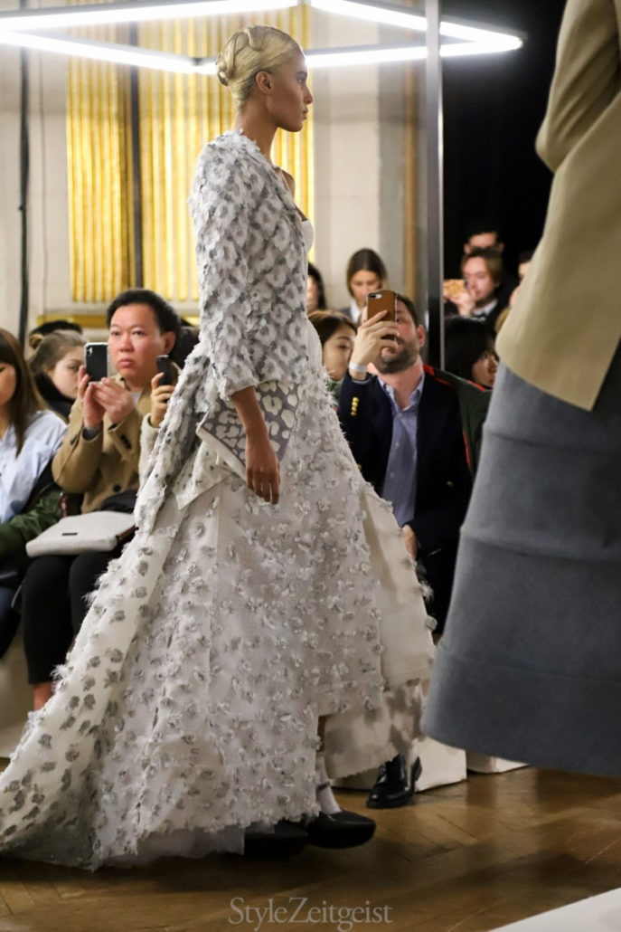 Thom Browne F/W18 Women's – Paris - Womenswear, Women's Fashion, Thom Browne, PFW, Paris Fashion Week, Paris, Fw18, Fashion, Fall Winter, 2018