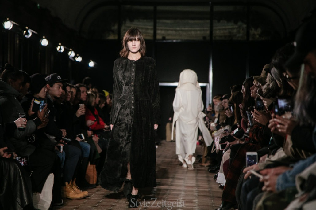 Uma Wang F/W18 Women's - Paris - Womenswear, Uma Wang, StyleZeitgeist, PFW, Paris Fashion Week, Paris, Fw18, Fashion, Fall Winter, 2018