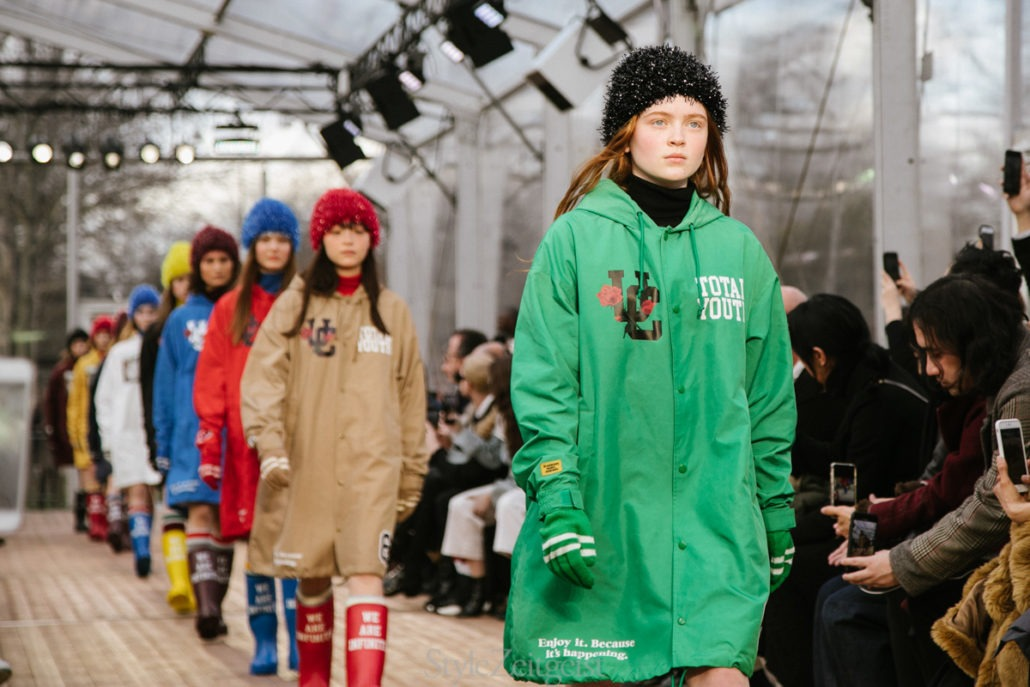 Undercover F/W18 Women's - Paris - fashion - Womenswear, Women's Fashion, Undercover, PFW, Paris Fashion Week, Paris, Fw18, Fashion, Fall Winter, 2018