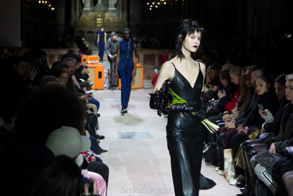 Fashion Week Ramblings - Women's F/W 18 Paris - Part 1 - features-oped, fashion - Yang Li, Womenswear, Women's Fashion, Uma Wang, Rick Owens, PFW, Paris Fashion Week, Paris, Fw18, Fashion, Fall Winter, dries van noten, Anrealage, Ann Demeulemeester, 2018