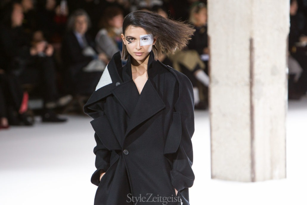 Fashion Week Ramblings – Women's F/W 18 Paris – Part 2 - Yohji Yamamoto, Womenswear, Women's Fashion, Undercover, Thom Browne, Sacai, PFW, Paris Fashion Week, Paris, Olivier Theyskens, Noir Kei Ninomiya, Junya Watanabe, Haider Ackermann, Geoffrey B. Small, Fw18, Fall Winter, Comme Des Garcons, 2018