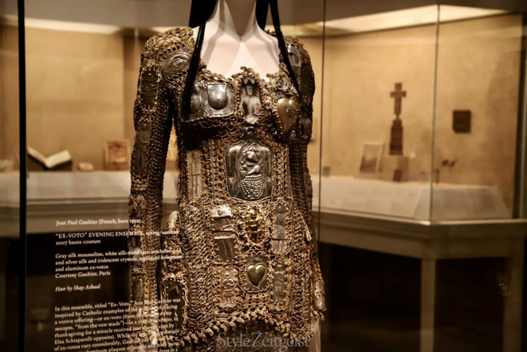 Heavenly Bodies: Fashion and the Catholic Imagination - features-oped, fashion, culture - Valentino, Undercover, Thom Browne, The Met Museum, The Met, Rick Owens, Jean-Paul Gaultier, Heavenly Bodies, Gareth Pugh, Fashion, dior, Chanel, Ann Demeulemeester, alexander mcqueen, A.F. Vandevorst, 2018