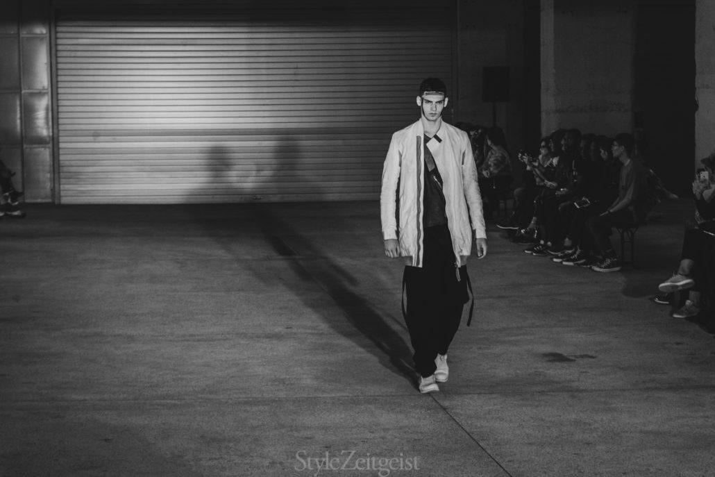 Boris Bidjan Saberi S/S19 Men's – Paris - SS19, MENSWEAR, Mens Fashion, Boris Bidjan Saberi, 2018