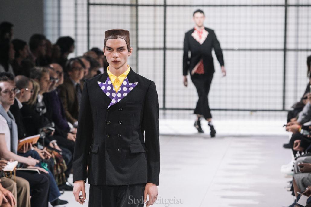 Comme des Garçons Homme Plus S/S19 Men's – Paris - fashion - Spring Summer, PFW, Paris Fashion Week, Paris, MENSWEAR, Mens Fashion, Fashion, Comme Des Garcons Homme Plus, Comme Des Garcons, 2018