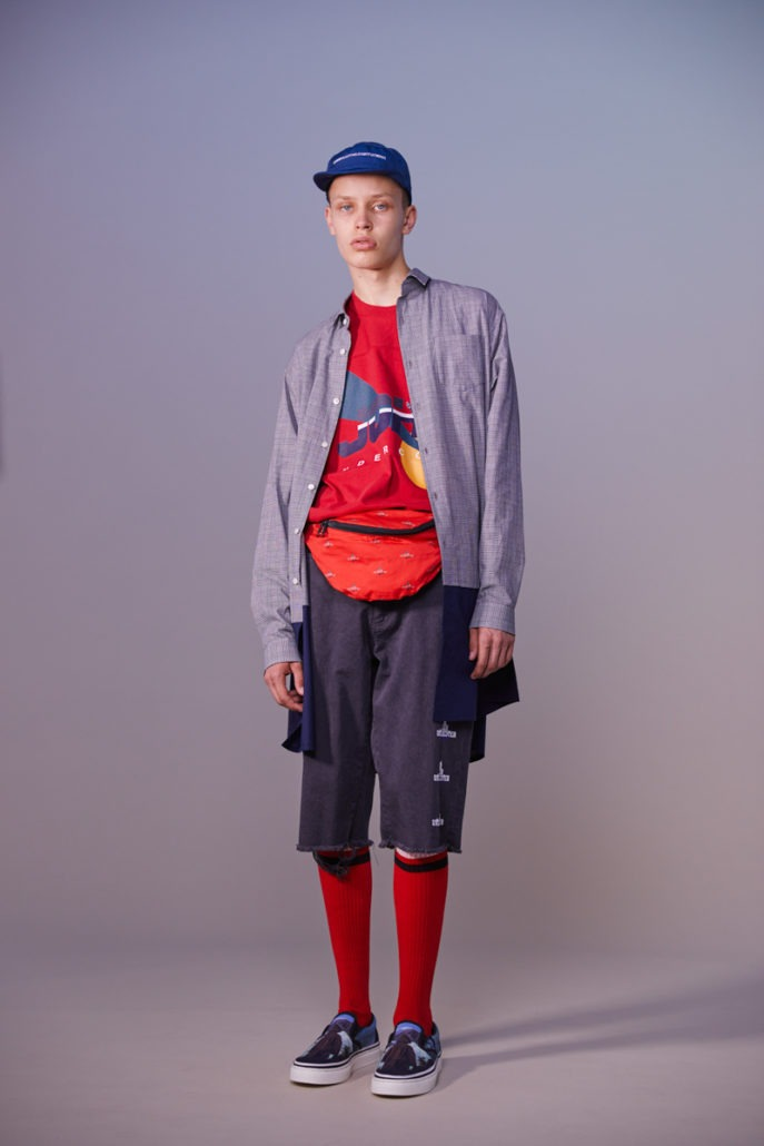 JohnUNDERCOVER S/S19 Men's - Lookbook - fashion - Undercover, SS19, Spring Summer, PFW, Paris Fashion Week, Paris, MENSWEAR, Mens Fashion, lookbook, JohnUNDERCOVER, Fashion, 2018