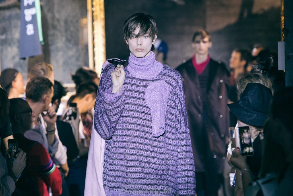 Raf Simons S/S19 Men's – Paris - SS19, Spring Summer, Raf Simons, PFW, Paris Fashion Week, Paris, MENSWEAR, Mens Fashion, Fashion, 2018