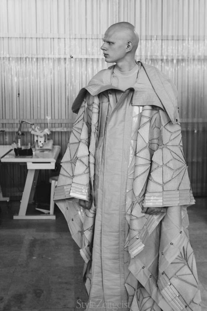 Rick Owens S/S19 Men's – Paris Backstage - SS19, Spring Summer, Rick Owens, PFW, Paris Fashion Week, Paris, MENSWEAR, Mens Fashion, Matthew Reeves, Fashion, Backstage, 2018