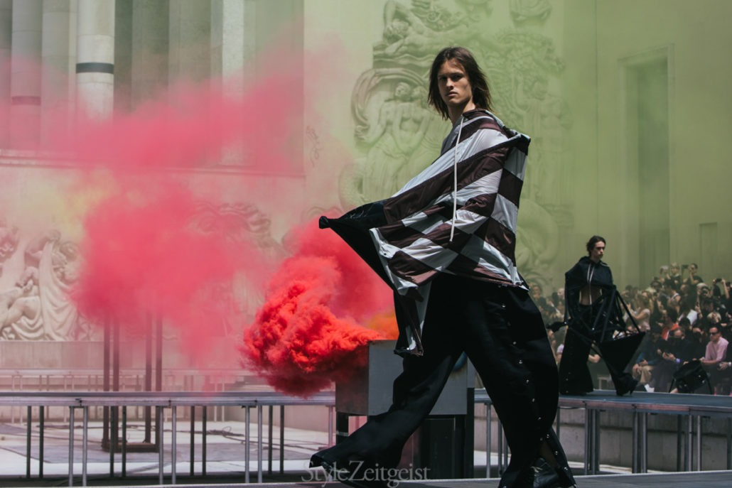 Rick Owens S/S19 Men's – Paris - SS19, Spring Summer, Rick Owens, PFW, Paris Fashion Week, Paris, MENSWEAR, Mens Fashion, Matthew Reeves, Fashion, 2018