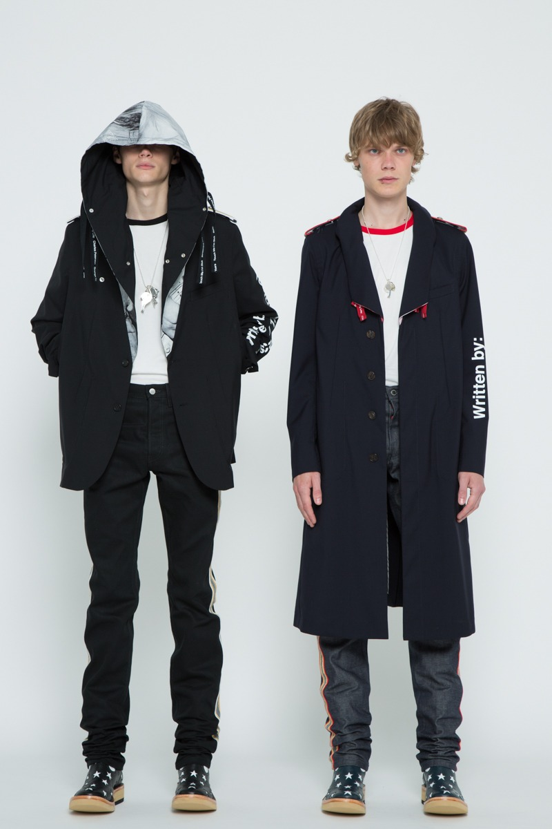 TAKAHIROMIYASHITA The Soloist S/S19 Men's – Lookbook - fashion - TAKAHIROMIYASHITA The Soloist, SS19, Spring Summer, MENSWEAR, Mens Fashion, Fashion, 2018