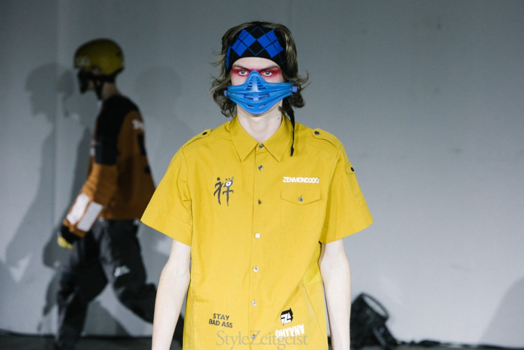 Undercover S/S19 Men's – Paris - fashion - SS19, PFW, Paris Fashion Week, Paris, MENSWEAR, Mens Fashion, Matthew Reeves, Fashion, 2018