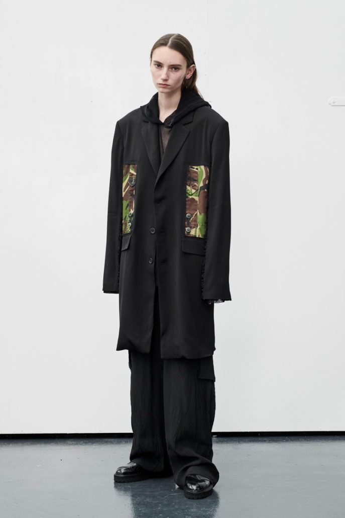 Yang Li S/S19 Men's and Resort - Lookbook - Yang Li, Womenswear, Women's Fashion, SS19, Spring Summer, PFW, Paris Fashion Week, Paris, MENSWEAR, Mens Fashion, lookbook, Fashion, 2018