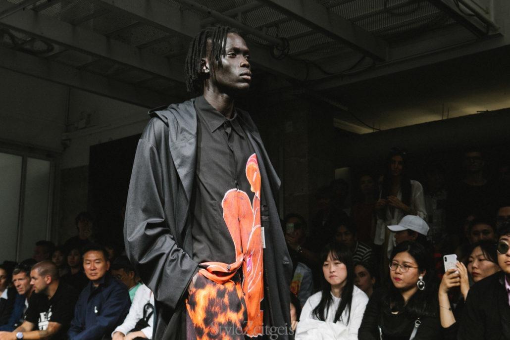 Yohji Yamamoto S/S19 Men's – Paris - fashion - Yohji Yamamoto, SS19, Spring Summer, PFW, Paris Fashion Week, Paris, MENSWEAR, Mens Fashion, Matthew Reeves, Fashion, 2018