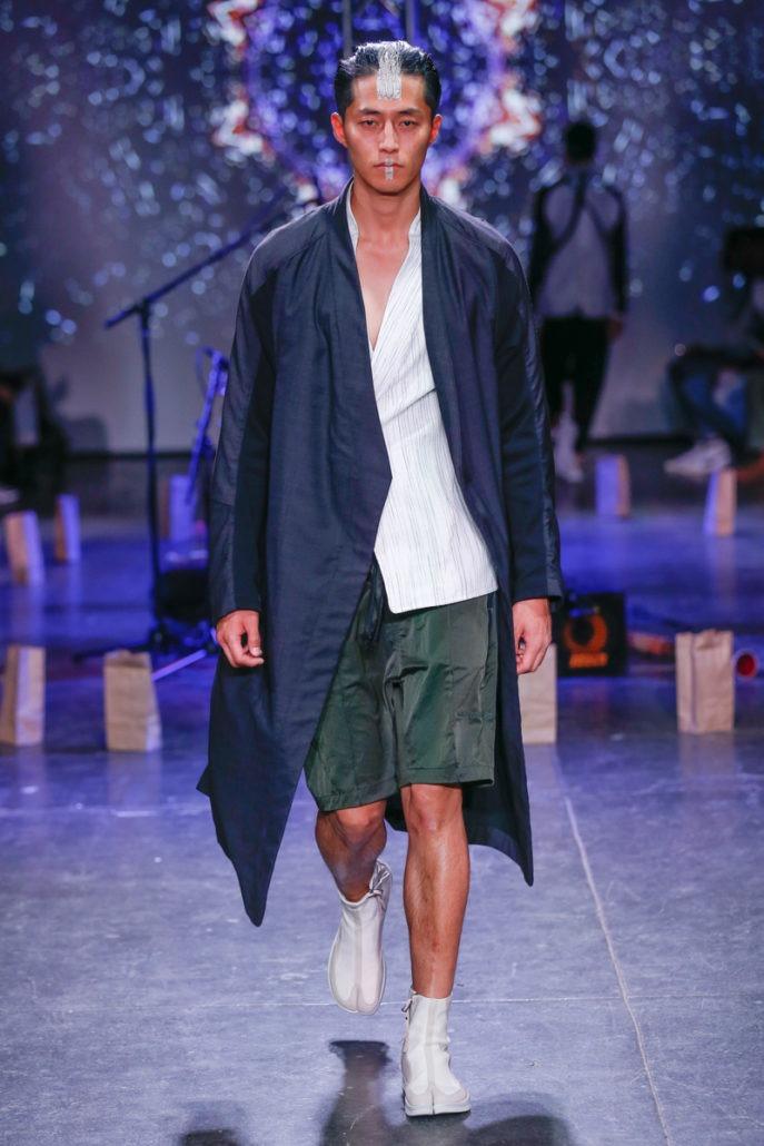 Abasi Rosborough S/S19 Men's – New York - fashion - SS19, Spring Summer, NYFW, New York, MENSWEAR, Mens Fashion, Fashion, abasi rosborough, 2018
