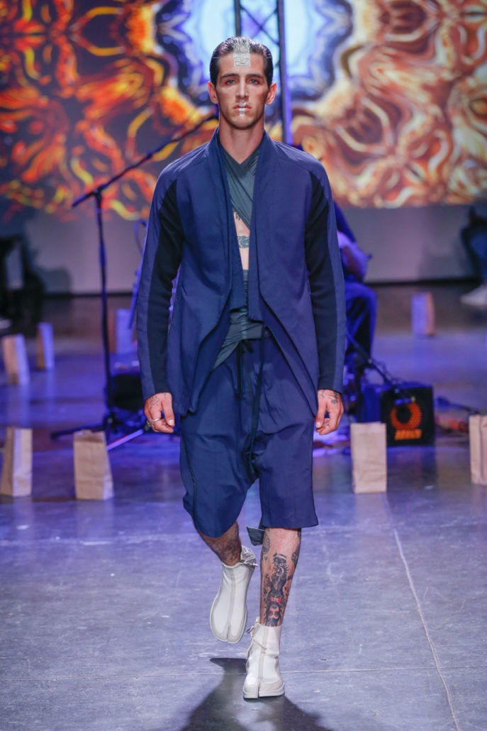 Abasi Rosborough S/S19 Men's – New York - SS19, Spring Summer, NYFW, New York, MENSWEAR, Mens Fashion, Fashion, abasi rosborough, 2018