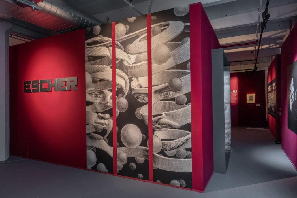 M.C. Escher in Brooklyn - culture - New York, M.C. Escher, Exhibition, ESCHER. The Exhibition & Experience, Art, 2018