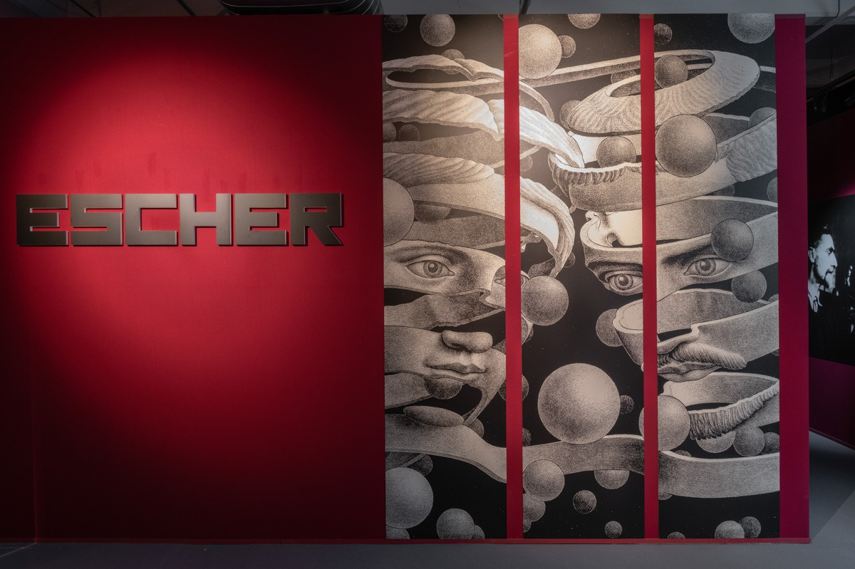 M.C. Escher in Brooklyn - culture - New York, M.C. Escher, Exhibition, ESCHER. The Exhibition & Experience, Art, 2018