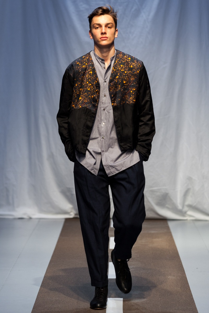 Geoffrey B. Small S/S19 Men's - Paris - fashion - Spring Summer, PFW, Paris Fashion Week, Paris, MENSWEAR, Mens Fashion, Geoffrey B. Small, 2018