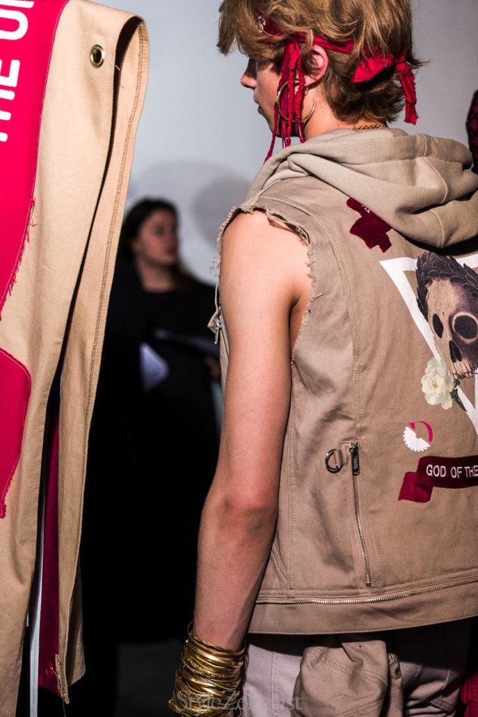 Undercover S/S19 Men's – Paris Backstage - fashion - Undercover, SS19, Spring Summer, PFW, Paris Fashion Week, Paris, MENSWEAR, Mens Fashion, Julien Boudet, Fashion, Backstage, 2018