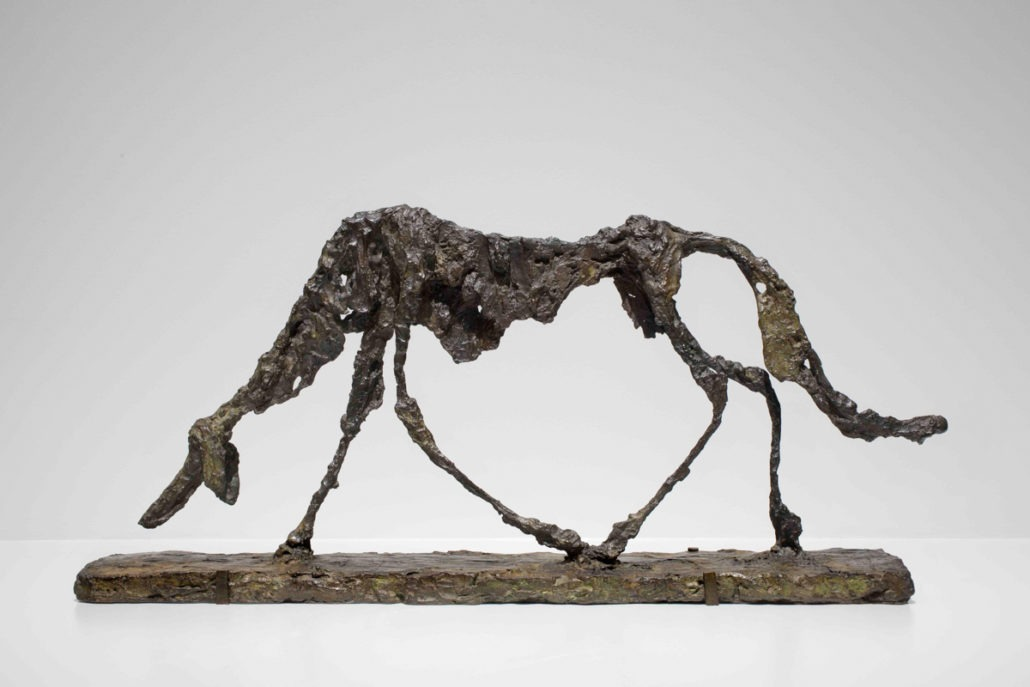Alberto Giacometti at the Guggenheim New York - New York, Guggenheim, Art, Alberto Giacometti, 2018