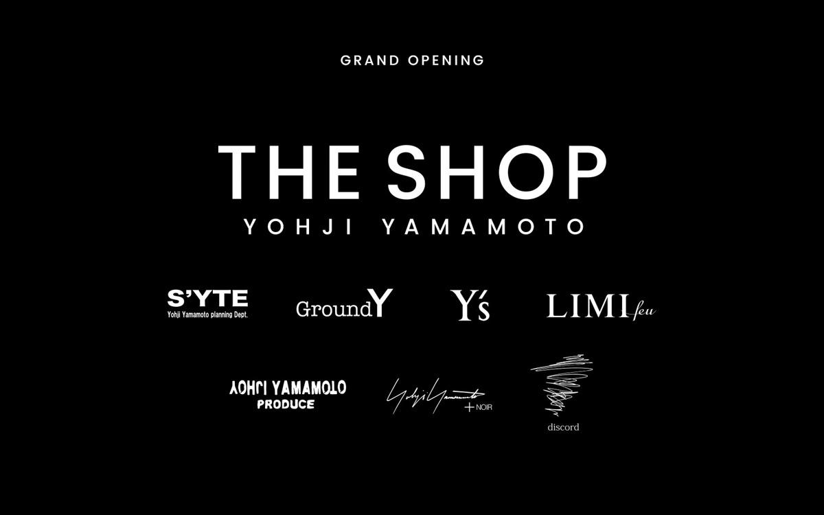 Yohji Yamamoto Launches E-commerce - retail, fashion - Yohji Yamamoto, Y's, Womenswear, Women's Fashion, MENSWEAR, Mens Fashion, Limi Feu, Japanese Fashion, Japanese, GroundY, Fashion, discord, 2018, +NOIR